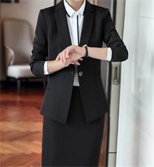 女士职业西服套装