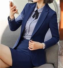 女士西服职业套装