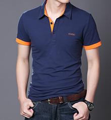 邳州商务短袖Polo衫