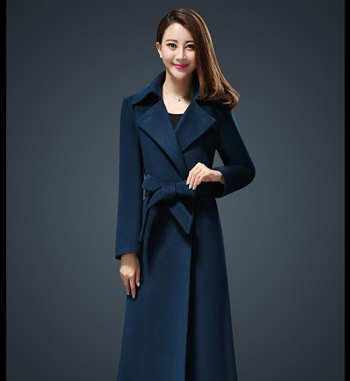 女式呢子大衣